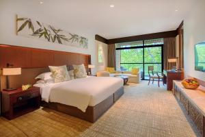 Dvoulůžkový pokoj typu Premium s manželskou postelí nebo oddělenými postelemi