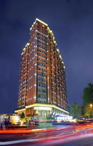 Parasol city hotel and residence Chengdu