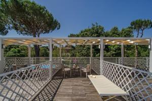 Hotel Hermitage, Hotely  Marina di Massa - big - 19
