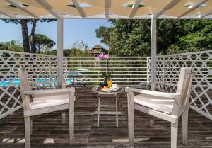 Hotel Hermitage, Szállodák  Marina di Massa - big - 18