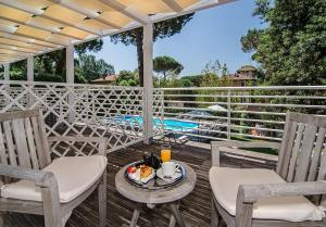 Hotel Hermitage, Hotely  Marina di Massa - big - 13