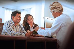Al Nahda Resort & Spa, Курортные отели  Барка - big - 35