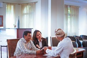 Al Nahda Resort & Spa, Курортные отели  Барка - big - 36