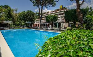 Hotel Hermitage, Hotely  Marina di Massa - big - 32