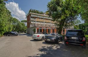 Hotel Hermitage, Hotely  Marina di Massa - big - 48