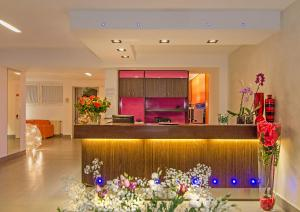 Hotel Hermitage, Szállodák  Marina di Massa - big - 41