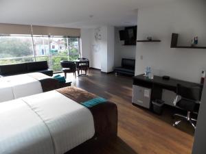 Hotel Valgus, Hotely  Cuenca - big - 10
