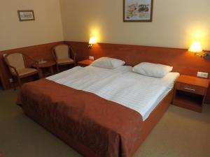 Hotel Aquamarin, Hotely  Hévíz - big - 4