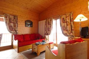 Pierre & Vacances Premium Les Alpages de Chantel, Aparthotels  Arc 1800 - big - 39
