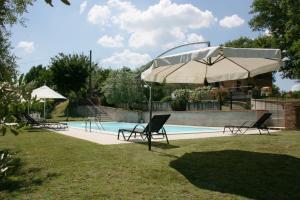 Podere San Bono, Villen  Montepulciano - big - 16