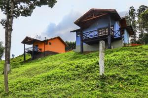 Pousada Morada do Luar, Vendégházak  Gonçalves - big - 50