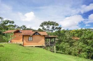 Pousada Morada do Luar, Vendégházak  Gonçalves - big - 42