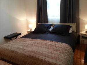 Propriété La Claire, Отели типа «постель и завтрак»  Онфлер - big - 2