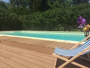 Château Pech-Celeyran, Case vacanze  Salles-d'Aude - big - 26