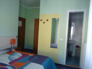 Hotel Alpino, Szállodák  Malcesine - big - 48