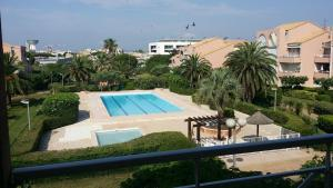Appartement Les Solleillades, Ferienwohnungen  Palavas-les-Flots - big - 9