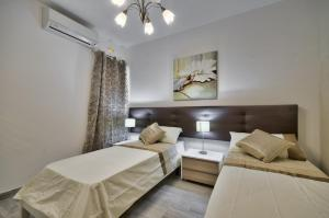 Bedzzz Qawra C8, Apartmány  St Paul's Bay - big - 12
