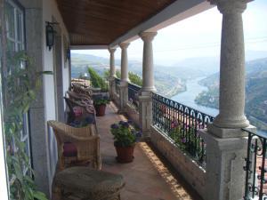 Casa De Canilhas, Penzióny  Mesão Frio - big - 20