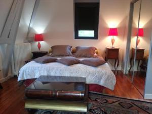 Propriété La Claire, Отели типа «постель и завтрак»  Онфлер - big - 6