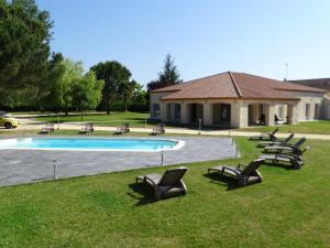 Maison d'hôtes Villa Soleil, Affittacamere  Bergerac - big - 30