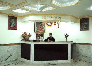 Hotel Kerni Palace, Hotel  Katra - big - 13