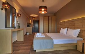 Athos Thea Luxury Rooms, Apartmány  Sarti - big - 9