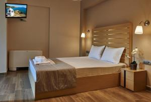 Athos Thea Luxury Rooms, Apartmány  Sarti - big - 8