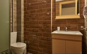 Athos Thea Luxury Rooms, Apartmány  Sarti - big - 4