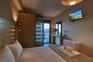 Athos Thea Luxury Rooms, Apartmány  Sarti - big - 2