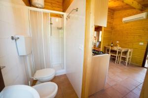 Camping dei Tigli, Campingplätze  Torre del Lago Puccini - big - 21