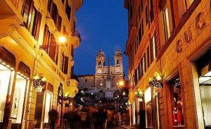 Hotel La Lumiere Di Piazza Di Spagna, Hotel  Roma - big - 40