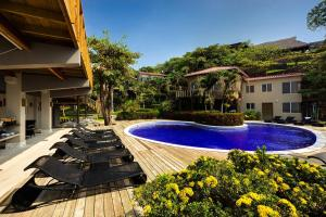 Casa de Mar Hotel And Villas, Hotely  El Sunzal - big - 17