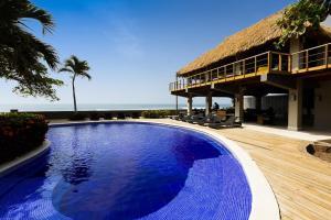 Casa de Mar Hotel And Villas, Hotel  El Sunzal - big - 19
