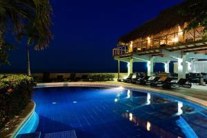 Casa de Mar Hotel And Villas, Hotel  El Sunzal - big - 18
