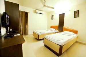 Hotel Swagath Residency, Szállodák  Haidarábád - big - 13