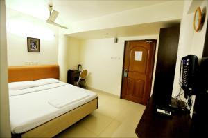 Hotel Swagath Residency, Szállodák  Haidarábád - big - 18