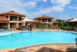 Hôtel de la Palmeraie, Отели  Bujumbura - big - 6