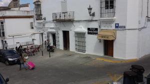 Hostal Cuesta de Belén, Гостевые дома  Аркос-де-ла-Фронтера - big - 1