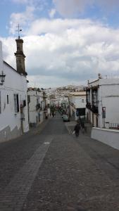 Hostal Cuesta de Belén, Vendégházak  Arcos de la Frontera - big - 12