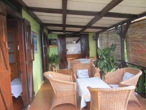 Residence Foulsafat, Kunyhók  Port Mathurin - big - 65