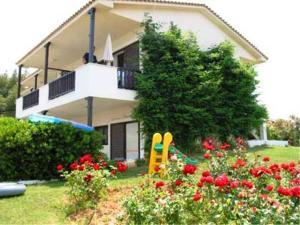 Villa Madeleine, Appartamenti  Nea Fokea - big - 22