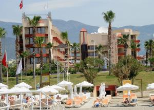 Taksim International Obakoy Hotel, Hotely  Alanya - big - 48