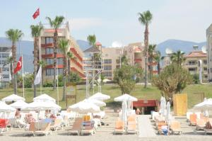 Taksim International Obakoy Hotel, Hotely  Alanya - big - 44