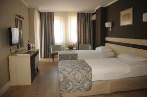 Taksim International Obakoy Hotel, Hotely  Alanya - big - 10