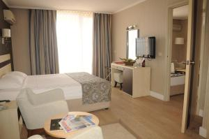 Taksim International Obakoy Hotel, Hotels  Alanya - big - 5