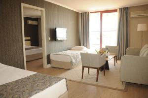 Taksim International Obakoy Hotel, Hotely  Alanya - big - 11