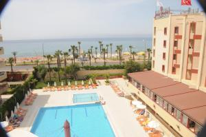 Taksim International Obakoy Hotel, Hotely  Alanya - big - 24