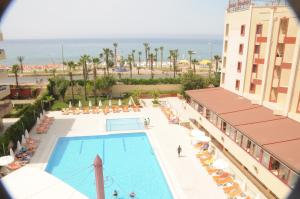 Taksim International Obakoy Hotel, Hotels  Alanya - big - 23