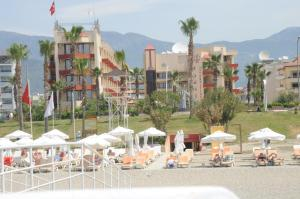 Taksim International Obakoy Hotel, Hotely  Alanya - big - 21