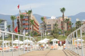 Taksim International Obakoy Hotel, Hotely  Alanya - big - 19